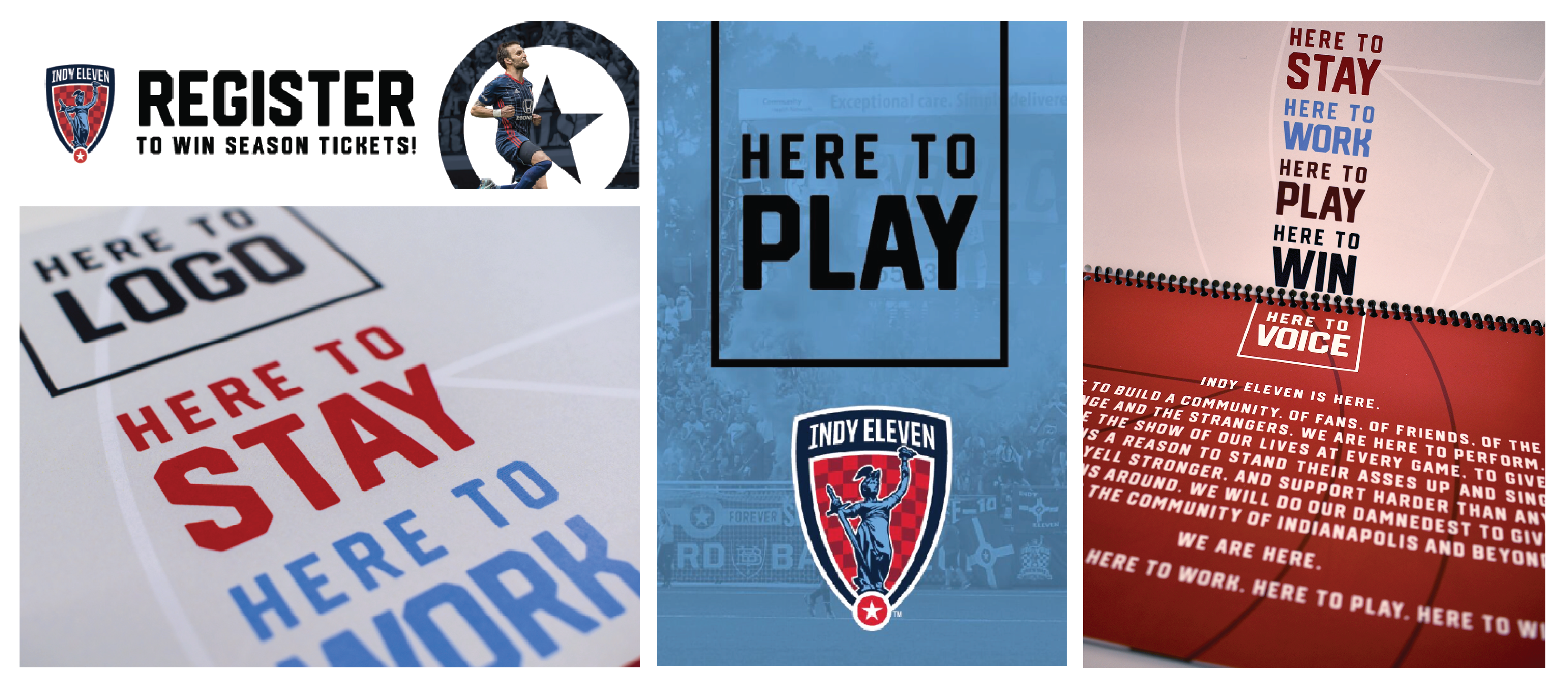 The What 4 Season Branding: Indy Eleven