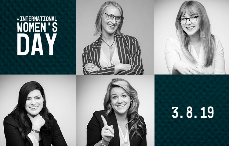 Womens Day Blog Graphic Insights from Professional Women – International Women's Day
