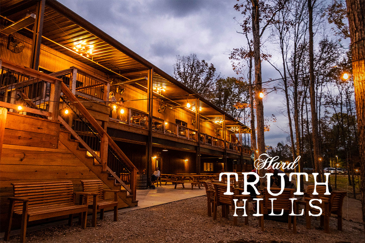 HTH Ads front page Rebranded Advertising: Hard Truth Hills