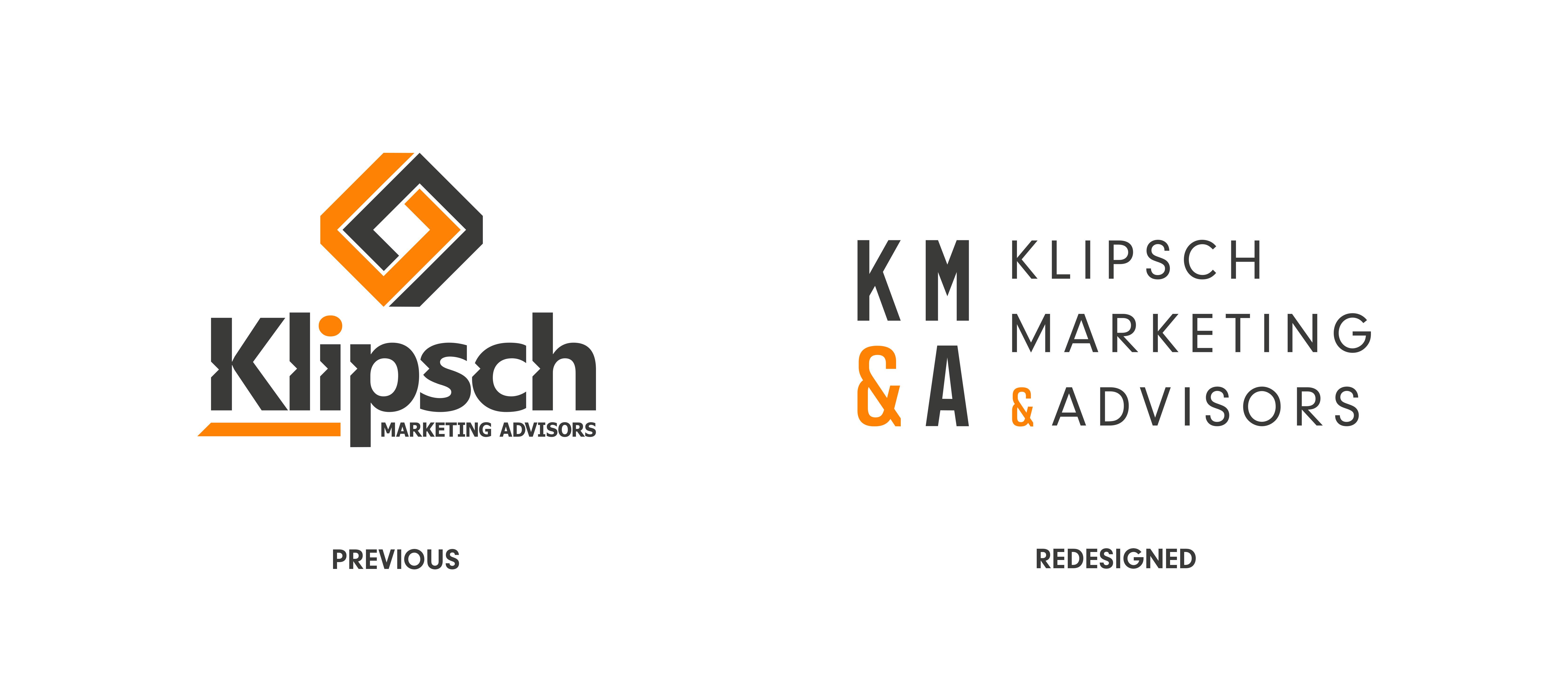 KMA Rebrand Pic1 1 Klipsch Marketing & Advisors