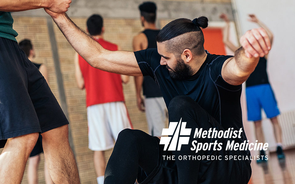 MSM Athlete front page 1 e1610403926145 Ad Campaign: Methodist Sports Medicine 'Athlete in Everybody'