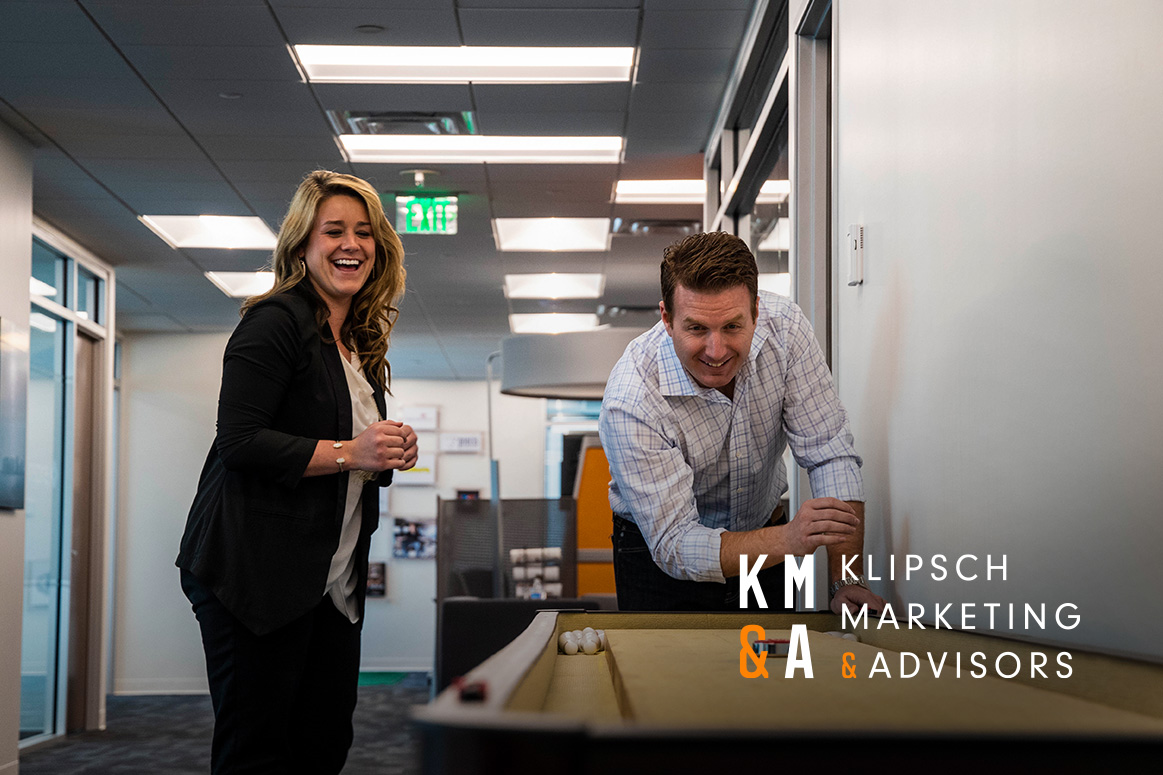 KMA Ads front page Klipsch Marketing & Advisors