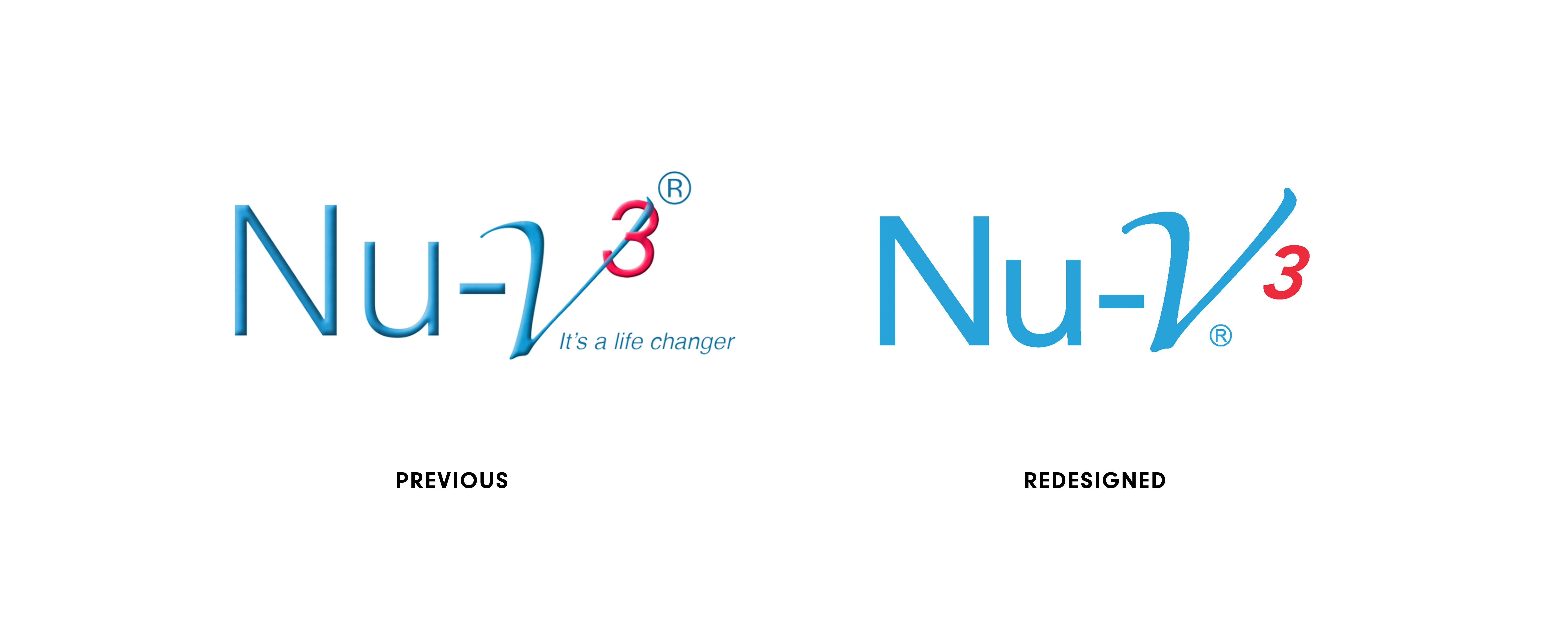 NuLife beforeafter Nu-V3 Rebrand