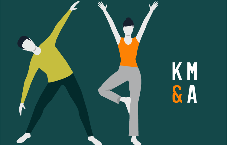 19655 KMA Blog Graphics Workout How to Stay Active at Your Desk Job