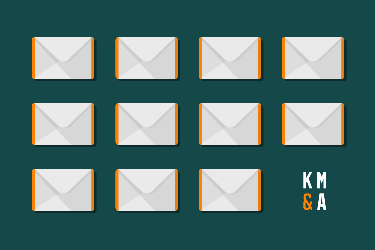 1686 KMA Email Blog Graphic Your Business WILL Benefit From Email Marketing. We Think You Should Try It.