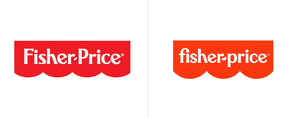 fisher 5 Significant Rebrands of 2019: A Designer's Perspective