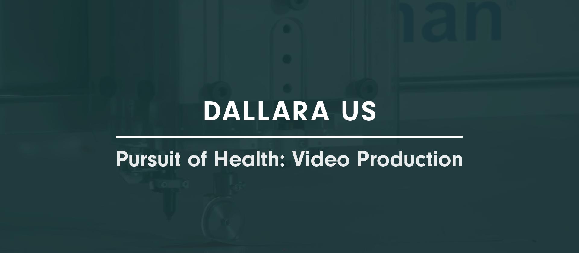 Dallara Video Production