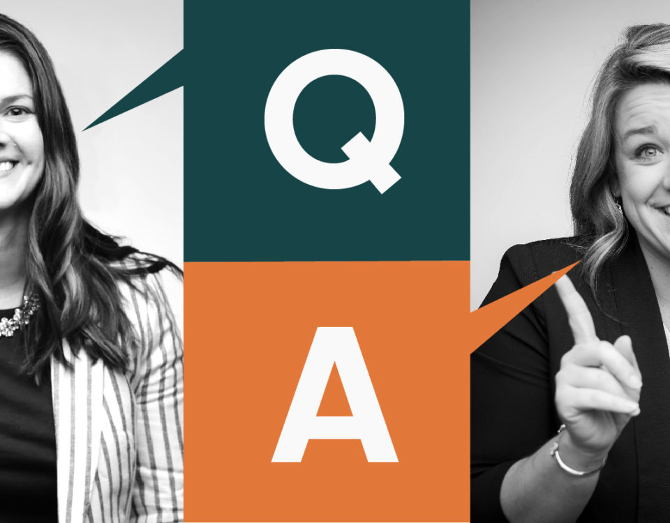 0114 KMA QA Blog Graphic 01 Employee Spotlight: Malia McGovern & Katy Smith