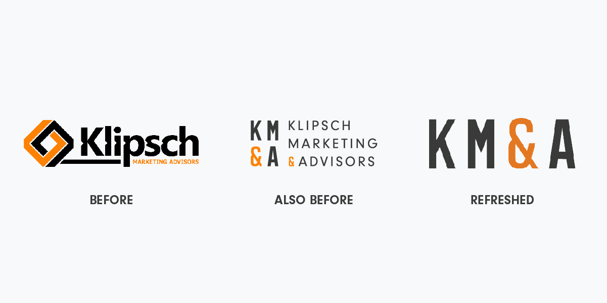 0204 KMA Newsletter Headers 05 Brand Maintenance: KM&A Brand Refresh